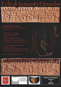 Echi di Sonorità Etrusche