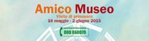Amico Museo 2015