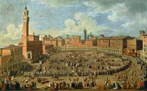 Le origini del Palio di Siena