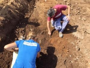 ScaviAmo Baratti, iniziati i lavori di scavo