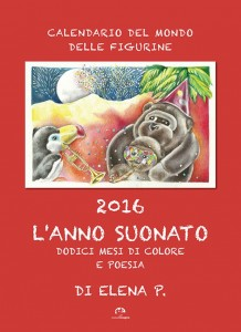 Calendario per bambini 2016 L'Anno Suonato