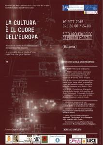 La cultura è il cuore dell'Europa - Bolsena