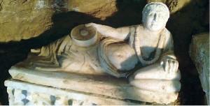 La tomba etrusca di Città della Pieve