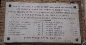 Cultura Ebrei senesi arrestati nel '43: la storia dei Valech