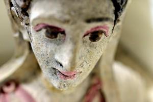Particolare di un reperto etrusco recuperato a Ginevra © Ministère public genevois