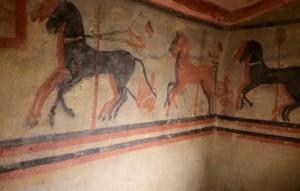 Tomba etrusca a Chiusi