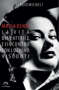 Copertina libro su Maria Denis