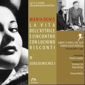 Presentazione Libro su Maria Denis