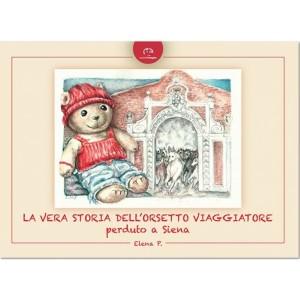La vera storia dell'orsetto viaggiatore perduto a Siena