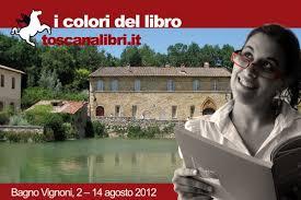 I colori del libro a Bagno Vignoni