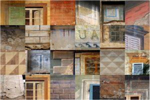 I Colori di Siena - particolare della copertina
