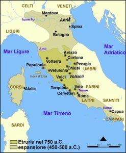 Giornate degli etruschi - ecco gli appuntamenti