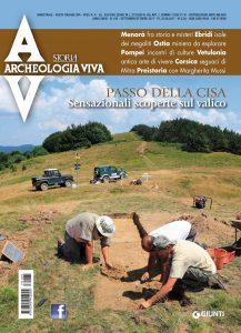 Copertina Archeologia Viva