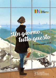 Salone Internazionale del Libro di Torino 2018 dal 10 al 14 maggio